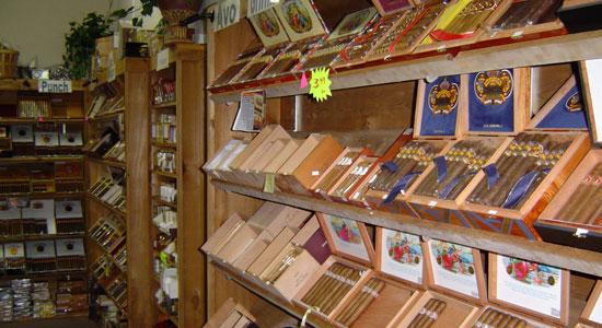 выбор сигар